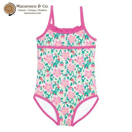 B5764 TRO Swimsuit Tropical 1