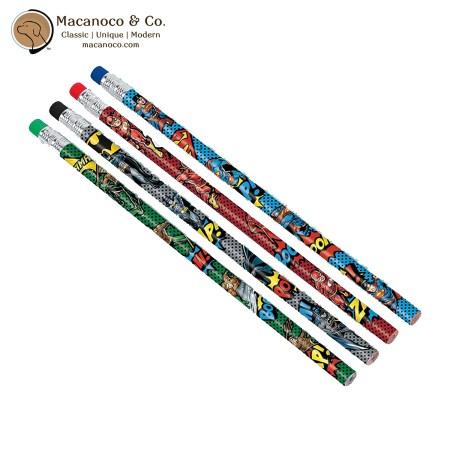 390167 Justice League 8-Pack Pencils 1