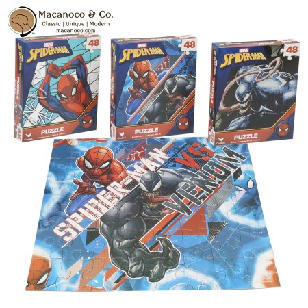 20116551 20116552 Spider-Man 48-pieces puzzle 1