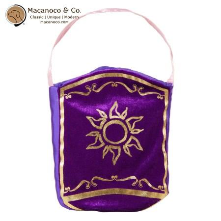 53036 Jakks Disney Princess Velvet Heart Strong Dress-Up Purse (Purple Rapunzel) 1
