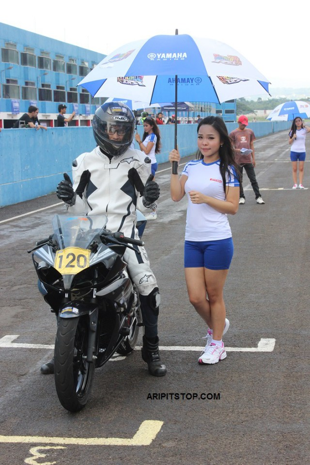 SPG Hot Yamaha sunday-race