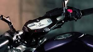 Yamaha MT 07 Speedometer