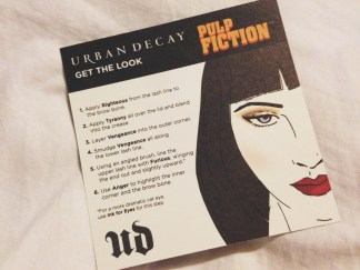 Pulp Fiction Pallet from Ur
