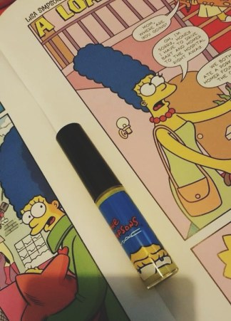 The Simpsons Limited Edition Mac Lipgloss