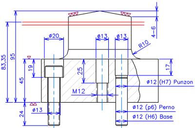 Punzon CNC