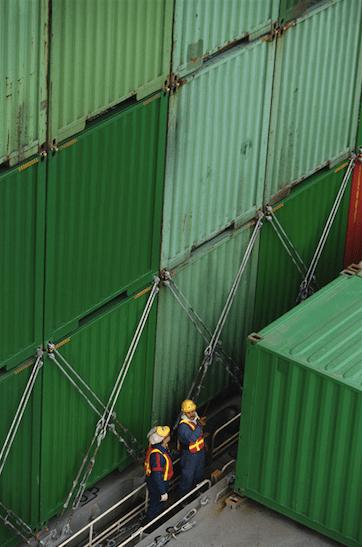 Macargo-containers-transporte-marítimo