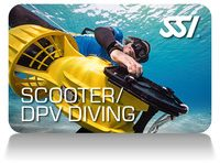 Buceo con Scooter/ DPV