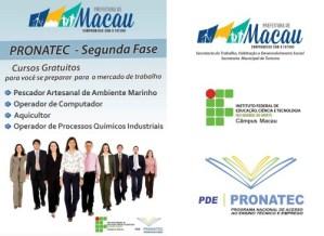 Inscrições para novos cursos técnicos gratuitos do PRONATEC começaram nesta segunda (13)