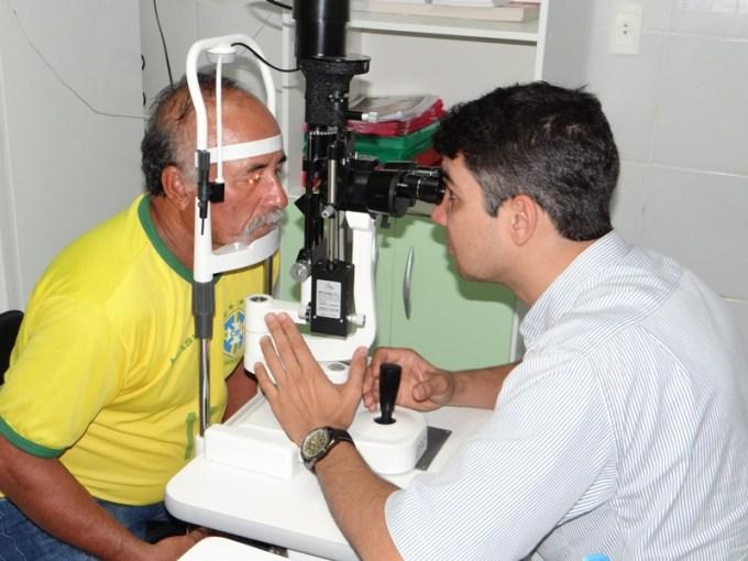 Pacientes atendidos por oftalmologistas