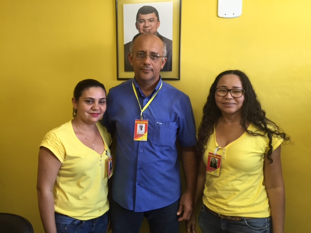 Ubiratan Barbosa comanda equipe de trânsito