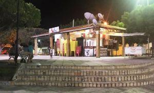 Proprietários de quiosques e bares em praças públicas vão assumir contas de água e luz