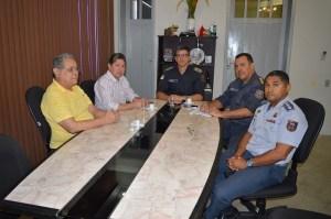Agentes de Trânsito serão treinados com apoio da Polícia Militar