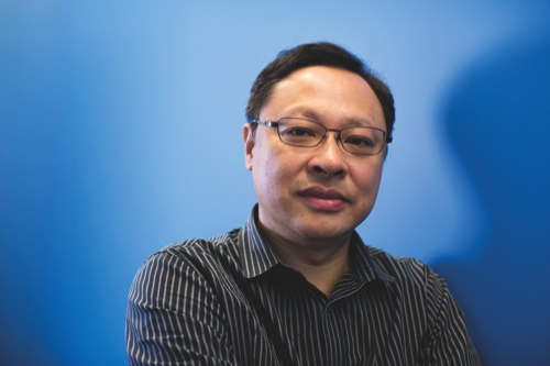Image result for Benny Tai