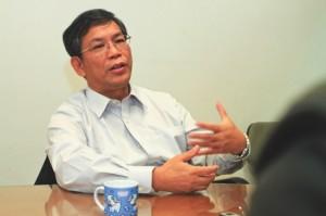 Caritas secretary general Paul Pun