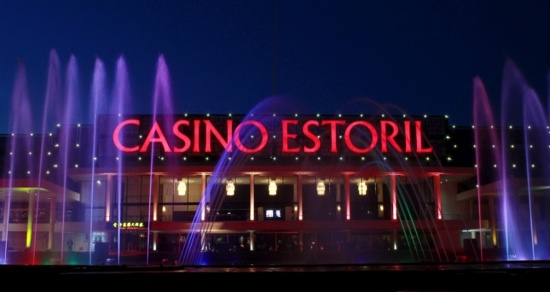 Located in Portugal, Casino Estoril is owned by Stanley Ho