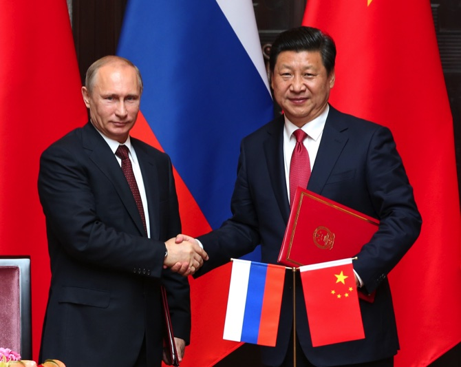 World Congress of Political Science Scholar: Xi underestimating the influence of Russia in the region