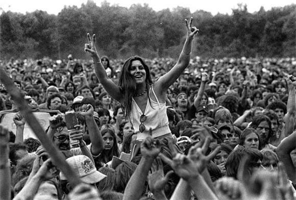 Секс в вудстоке 1969