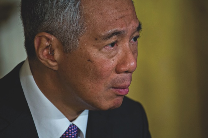 Singapore PM to address Parliament on late father's home
