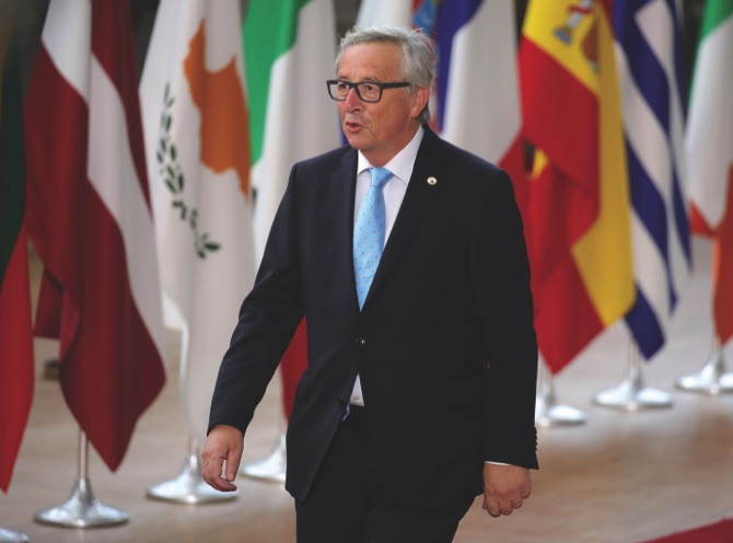 Jean-Claude Juncker calls near empty European Parliament 'ridiculous'