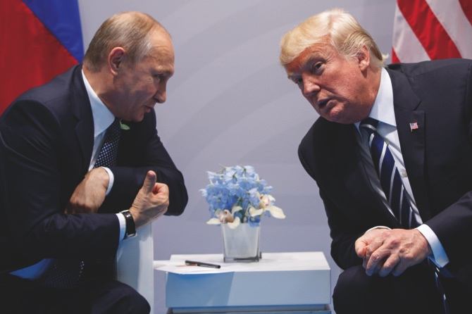 US, Russia Announce Syria Cease-Fire After Trump-Putin Talk