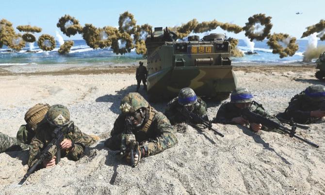 No war on Korean Peninsula: South Korea's Moon
