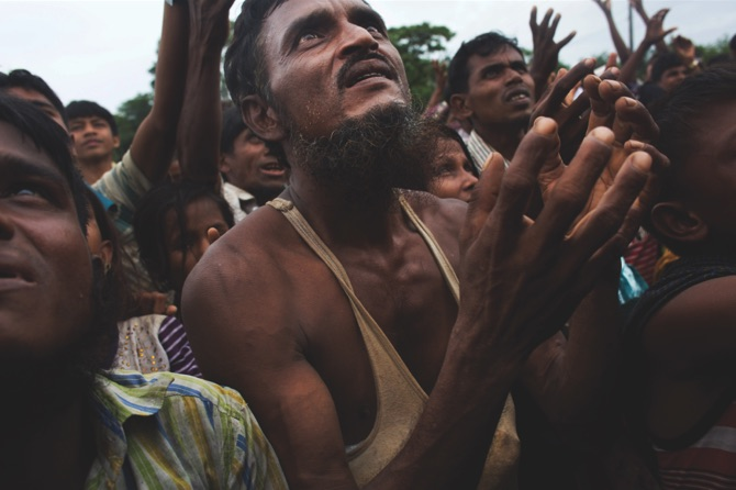 Bangladesh minister accuses Myanmar of 'genocide'