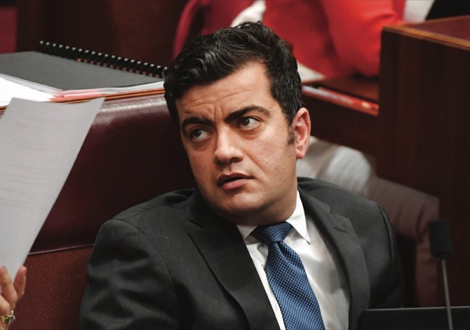 More allegations levelled against Dastyari