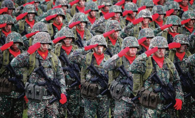 Reds declare Christmas ceasefire with gov't