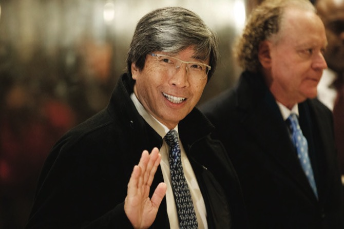 Billionaire physician Patrick Soon-Shiong buys Los Angeles Times