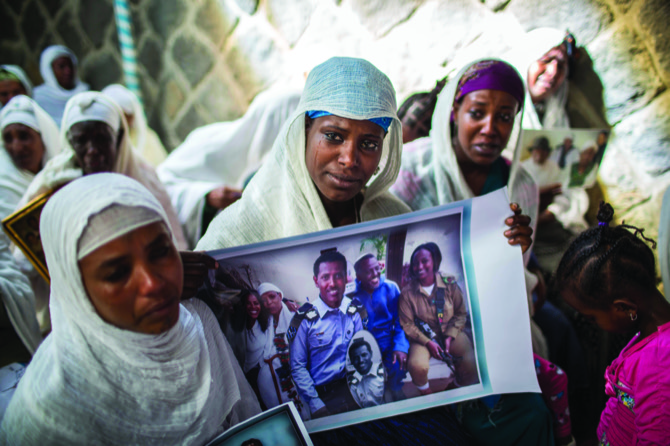 Struggle for Ethiopian Aliyah - Coisas Judaicas