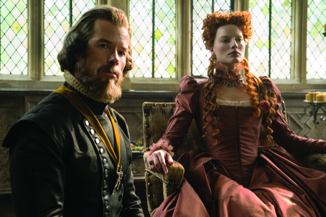 Film Puts A Modern Spin On Mary Queen Of Scots Macau Daily