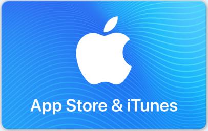 日本 iTunes 禮物卡