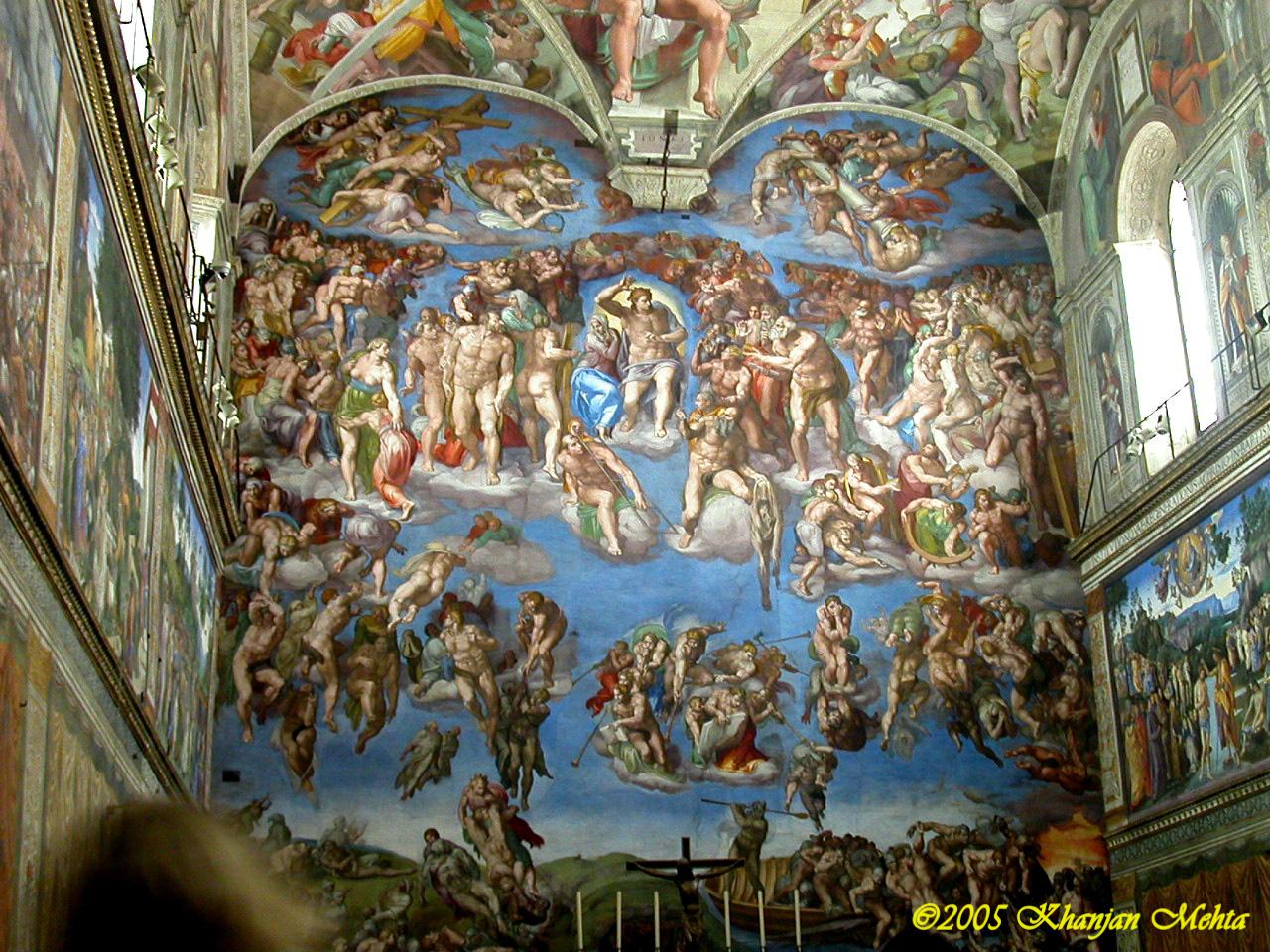 David 16th Chapel