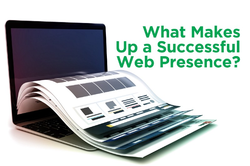 Macaulay Gidado - What Makes Up a Successful Web Presence?
