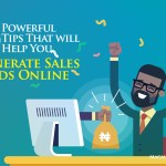 Five Powerful Tips That Will Help You Generate Sales Leads Online - Macaulay Gidado