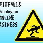 Ten Pitfalls of Starting an Online Business - Macaulay Gidado
