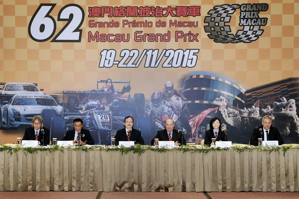 Macau FIA GT World Cup entry list released