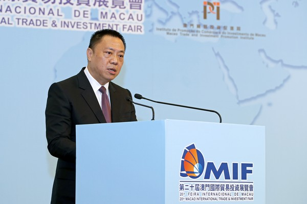 Macau is equipped to cope with adversity says Leong Vai Tac