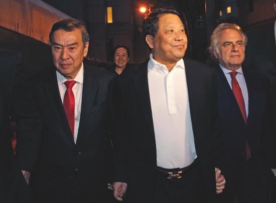Macau developer Ng Lap Seng freed on bail