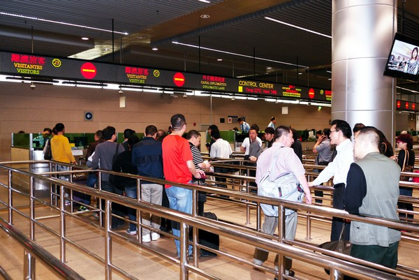 Macau police launch Web service for work visa extensions