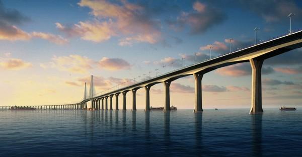 HK-Zhuhai-Macau Bridge good for passenger flow says Simon Chan