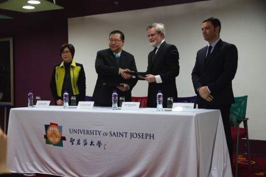 Catholic university in Macau expects to move to new campus next term