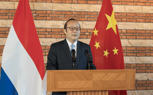 Diplomat stresses Macau's 'important' role in nation's external ties