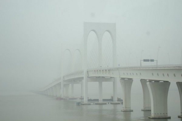 Almost 50 flights affected by thick fog over Macau