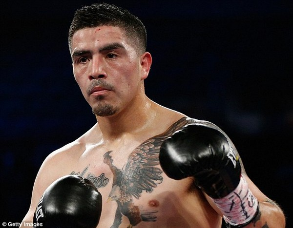 Rios fails drug test after Macau bout: reports