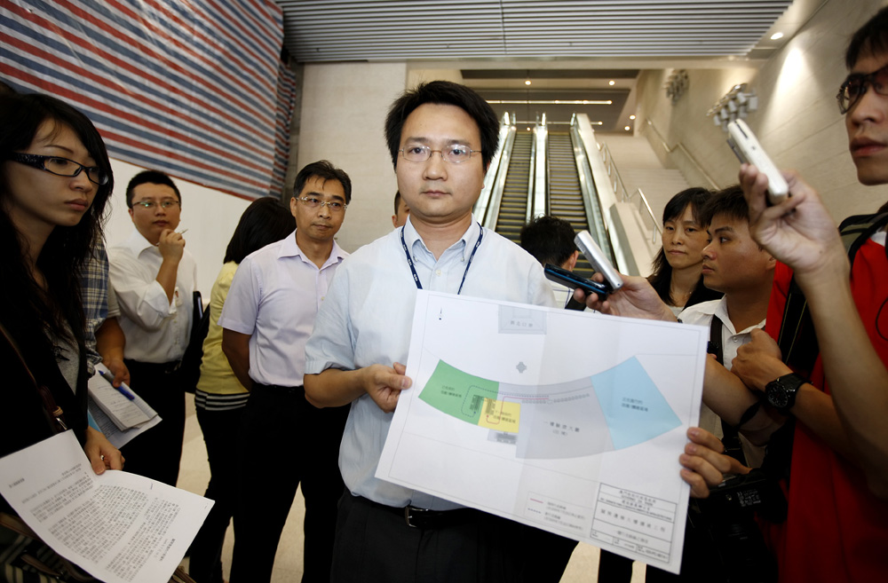 Expansion of Macau border to Mainland China will increase capacity to 500,000 people per day