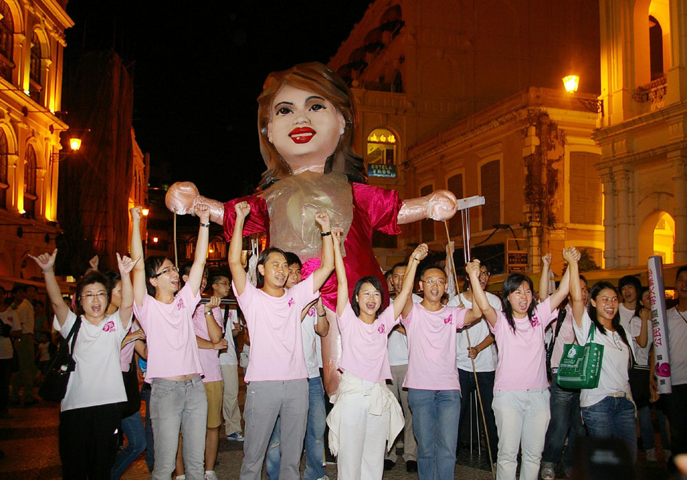 Macau legislative election campaign has smooth start