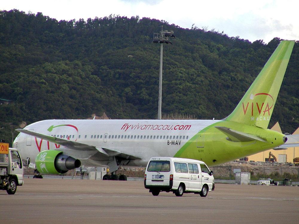 Macau government stops budget airline Viva Macau operations