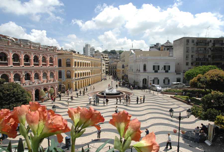 Macau to launch free Wi-Fi at selected locations