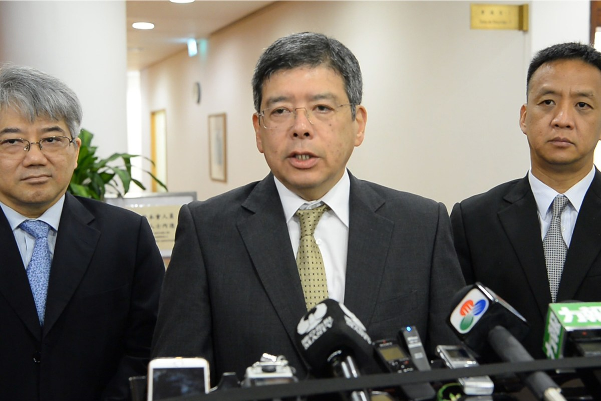 Macau's Cotai hospital won't be completed by 2019